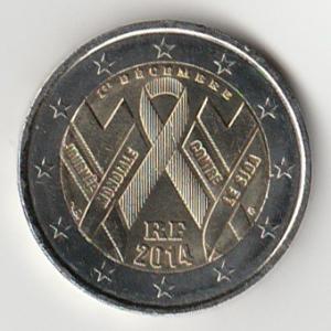 2-euro-2014-AIDS-Francia