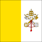 Flag of the Vatican City