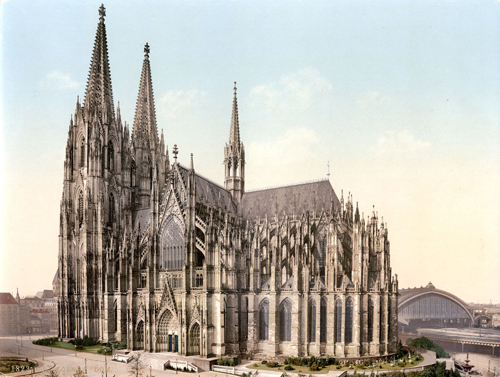 Duomo di Colonia Germania _ Photo by Wikipedia.org